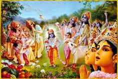 Sri Krishna is one of the most powerful incarnations of Vishnu, the Godhead of the Hindu Trinity of deities. Of all the Vishnu avatars he is the most popular, a Arte Krishna, Krishna Flute, Krishna Leela, Krishna Radha, Lord Vishnu, Lord Shiva, Krishna Birth, Srila Prabhupada, Get Up And Walk