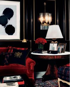 Ralph Lauren Black lacquer Rosewood EJ Victor