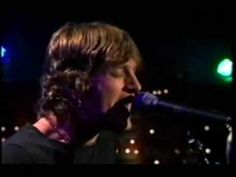 Too many people think I am broken, they don't stop and think how I got that way.    Matchbox Twenty Unwell acoustic live on the Panel