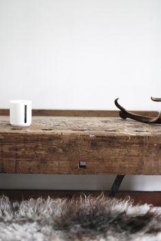 Méchant Studio Blog: a bench please!!!!