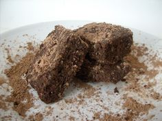 Paleo brownies that are grain-free, sugar-free, and pure heaven.