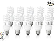 Seven Ideas To Organize Your Own Cfl Light Bulbs Walmart Behr Paint Colors Chart, Old Refrigerator, Walmart Pictures, Compact Fluorescent Bulbs, Spiral Shape, Closet Lighting, Air Conditioning System, Can Lights