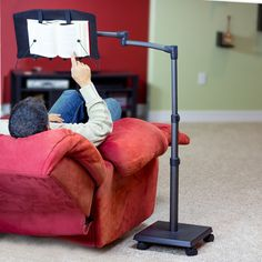 Levo G2 Book Holder Floor Stand