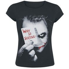 The Dark Knight - Why So Serious? von Batman