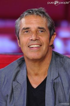 Julien Clerc, french singer and composer