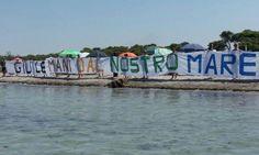 """Si parlerà di Area Marina Protetta nel tarantino in occasione dell'iniziativa """"Giù le mani dal nostro mare - Taranto e…"""