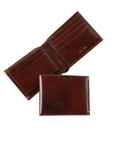 Tasso Elba Milled Slim Billfold Wallet