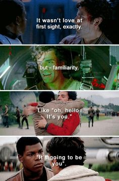 This is an excellent edit very cute! - Finn Star Wars - Ideas of Finn Star Wars - This is an excellent edit very cute! Finn Star Wars, Star Wars Art, Star Trek, Stephen Hawking, Finn Poe, I Ship It, Star Wars Ships, The Force Is Strong, Geek Out