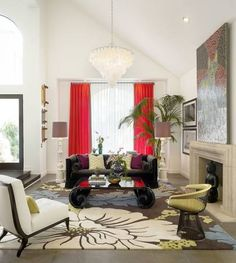 Step Up The Style Quotient Of Your Interiors With Sunken Living Rooms