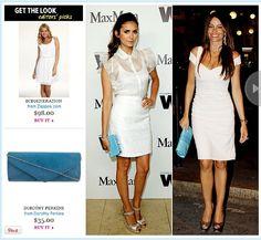 Fashion Obsesssion   Get The Look   Nina Dobrev, Emma Stone & More... Click 4 more]