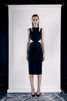 Cushnie et Ochs Resort 2014 Collection Slideshow on Style.com