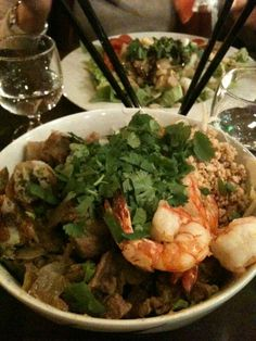 Le Petit Cambodge. Vietnamese/ Cambodian food. Get the Porc au caramel.
