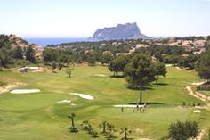 Ifach Golf Course, Moraira, Spain