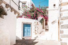 patmos chora alleys greece Skiathos, Samos, Mykonos, Santorini, Zakynthos, In This Moment, Islands, Highlights, Greece