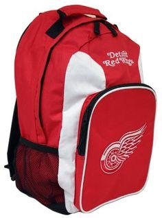 Red Wings Bags