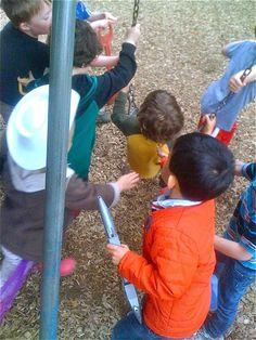 Teacher Tom: Kids In The House: Play-Based Preschool Curriculum