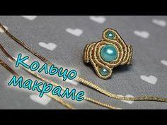 YouTube Macrame Jewelry Tutorial, Macrame Bracelet Patterns, Macrame Rings, Macrame Mirror, Macrame Knots, Macrame Bracelets, Beaded Jewelry, Loom Bracelets, Diy Rings Tutorial