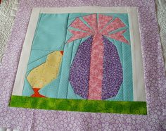 An Easter Parade – new pattern | ipatchandquilt