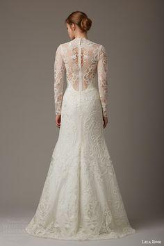 Lela Rose Bridal Spring 2016 Wedding Dresses   Wedding Inspirasi