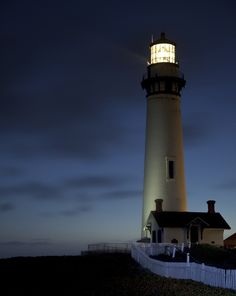 Pigeon Point Light House |Pinned from PinTo for iPad|