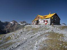 Rifugio Quinto Alpini  #rifugio #valfurva #valtellina #mountain