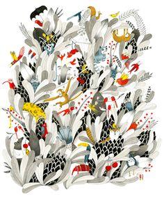 Marion Arbona, L'arbre