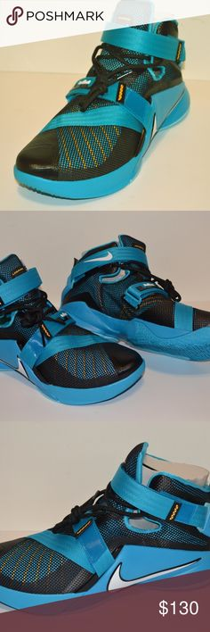 low priced 07f7b eeea0 Nike Lebron Soldier IX 9 Men s Basketball Shoes This is for a BRAND NEW Nike  Lebron