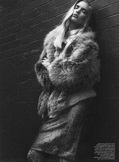 Ilse de Boer by Kai Z. Feng for <em>Wonderland</em>
