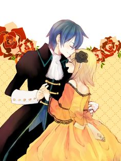 Story of Evil - Evillious Chronicles - Image - Zerochan Anime Image Board Vocaloid Kaito, Kaito Shion, Cute Funny Baby Videos, Cute Funny Babies, Servant Of Evil, Vocaloid Characters, Miku Cosplay, Evil Anime, Cute Anime Couples