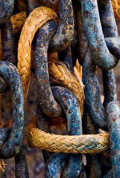 rusty links