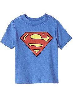 DC Comics™ Superman Tees for Baby