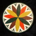 Magik and Empowerment of Pennsylvania Dutch Hex Signs as Painted Prayers as practiced by the folk artist Die Hexenmeisteren House Quilts, Barn Quilts, How To Make Signs, Making Signs, Barn Signs, Black Barn, Barn Art, Pennsylvania Dutch, Wood Canvas