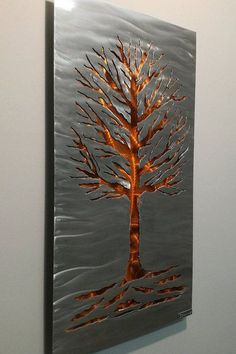 modern wall sculpture tree of life contemporary metal art modern wall decor metal wall art metal wall sculpture tree art sculpture, wood tree of life wall decor Modern Wall Sculptures, Metal Wall Sculpture, Sculpture Art, Sculpture Projects, Modern Wall Decor, Diy Wall Decor, Unique Home Decor, Tree Wall Decor, Unique Wall Art
