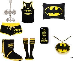 Every accessories a batgirl would want! Dc Clothing, New Outfits, Cute Outfits, Batman Outfits, To My Daughter, Daughters, Batgirl, Dress Me Up, Nerdy