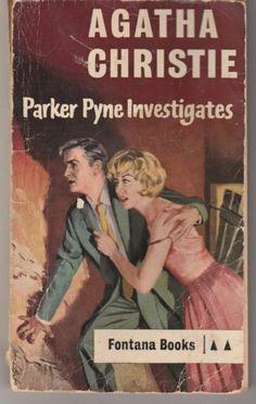 "Mystery Novel Agatha Christie ""Parker Pyne Investigates"" Fontana Books 1962"
