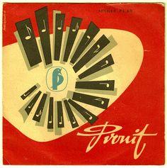 Polish Record Cover Design