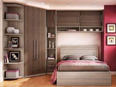 Idéia de armário embutido