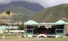Warner Park cricket ground in Basseterre