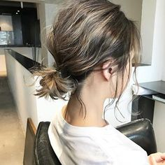 Best Bob Hairstyles & Haircuts for Women - Hairstyles Trends Curly Hair Styles, Medium Hair Styles, Asymmetrical Bob Haircuts, Hair Arrange, Lob Haircut, Hairstyles Haircuts, Short Ponytail Hairstyles, Great Hair, Wavy Hair