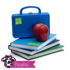 Personaliza los objetos de tus hijos con las etiquetas de #blukau, tenemos desde $135.00 pesos