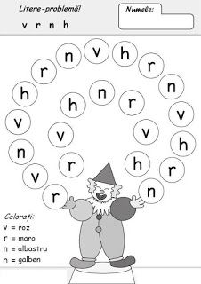 CLASA NOASTRĂ: [ FOTO ] Detectivii literelor Kids Learning, Word Search, Free Printables, Preschool, Education, Photos, 1st Grades, Learning, Kindergarten