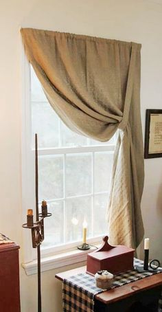 Nate BerkusTM Burlap Window Panel Target Like The Feel For A Rustic Natural Texture Good Living Room