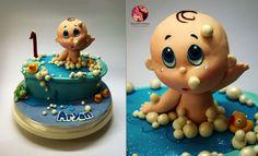 Fancy Cakes, Cute Cakes, Beautiful Cakes, Amazing Cakes, We Take The Cake, Pastel, Novelty Cakes, Cake Decorating Tips, Love Cake