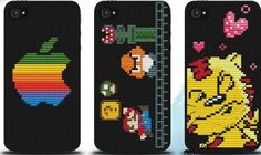 DIY iPhone Case Counted Cross Stitch Kit