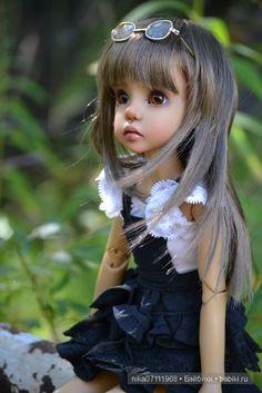 Моя любимая Хоуп с кролом Фортуна и малышкой Сури / Куклы Кайе Виггз, Kaye Wiggs…