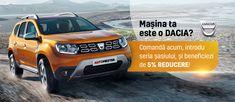 Masina ta e o Dacia? Cumpara acum cu reducere toata luna Mai! Vehicles, Car, Automobile, Rolling Stock, Vehicle, Cars, Autos, Tools
