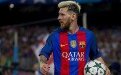 Quinta Jornada de Liga. FCB-At. de Madrid (1-1). Messi estará tres semanas de baja.