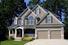 New house plans one story with basement layout master closet 48 ideas Basement House Plans, Ranch House Plans, Country House Plans, Two Story House Plans, New House Plans, Large Family Rooms, Traditional House Plans, Foyer Decorating, House Front