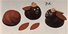 Keiner zu klein,köstlich zu sein !: Ganache - Häsli , leicht zu machen Meringues - H... Pudding, Desserts, Food, Recipies, Tailgate Desserts, Deserts, Custard Pudding, Essen, Puddings