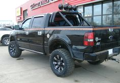 2008 ford f150 aries black bull bar go rhino black roll bars kc 2008 ford f150 aries black bull bar go rhino black roll bars kc h mozeypictures Image collections